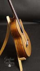 Maingard EK Crossover guitar side
