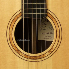 RS Muth S14 guitar rosette