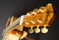 McPherson guitar headstock
