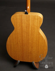 NK Forster tenor guitar back