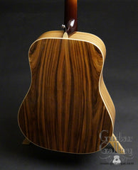 Roy Noble Dreadnought guitar back