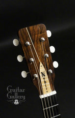 Roy Noble Dreadnought guitar headstock
