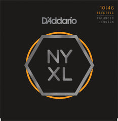 D'Addario EXL110-TIN XL Regular Electric Light Guitar Strings 4-Pack Collector's Tin, 10-46