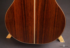 Olson SJ guitar back low