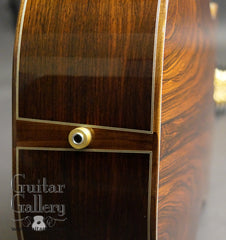 Olson guitar end graft
