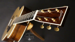 Collings guitar headstock
