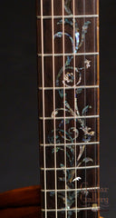 Osthoff 000-12c guitar inlay