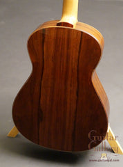 Oxwood 00 guitar Amazon Rosewood back