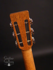 Froggy Bottom P12 deluxe guitar headstock back