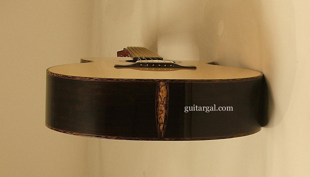 Baranik Guitar: Used African Blackwood JX