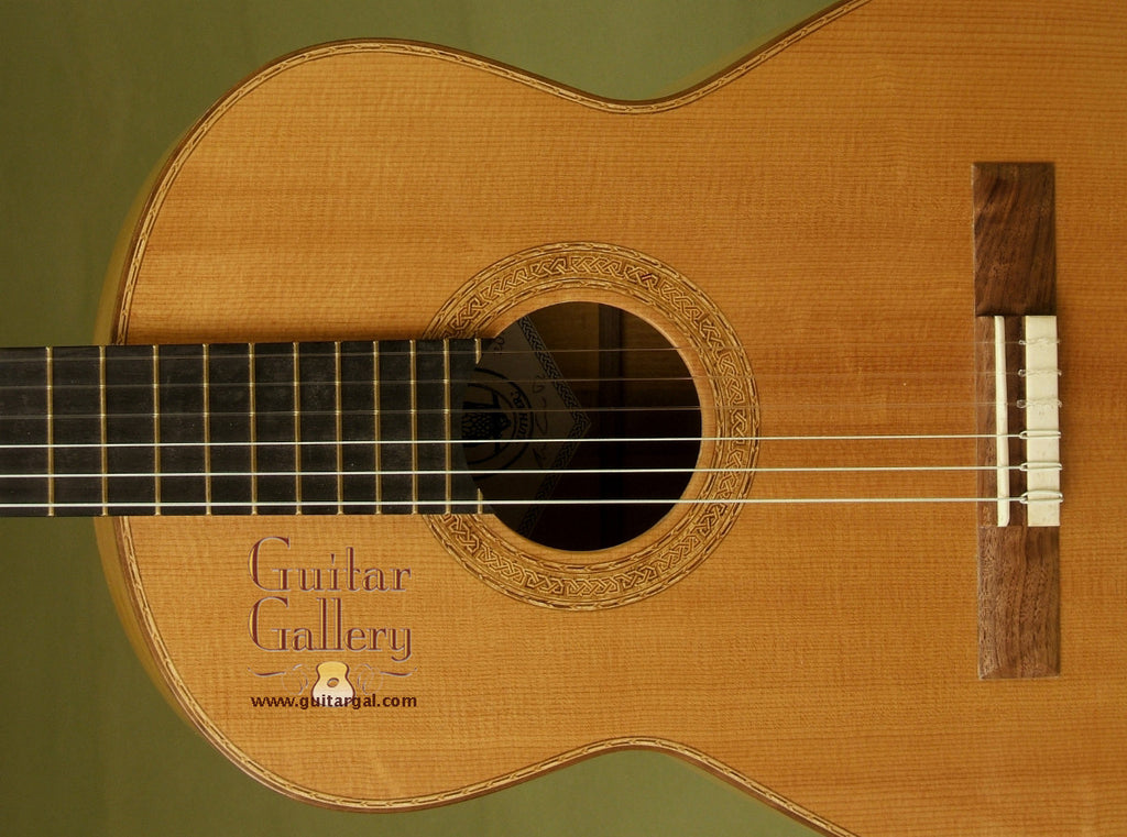 Carruth classical guitar