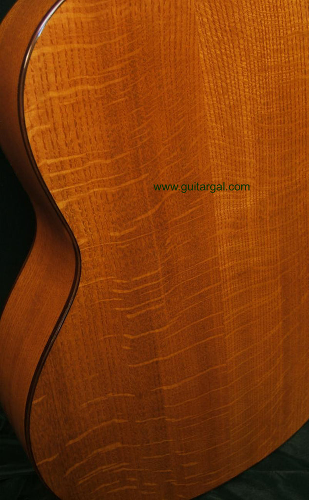 Beneteau Guitar: Used White Oak Arts & Crafts Mission