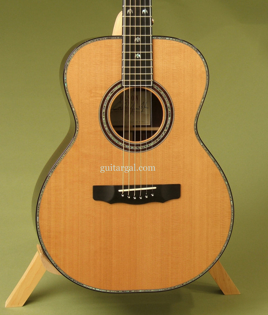 Olson Guitar: Used Indian Rosewood Series II James Taylor Signature Model