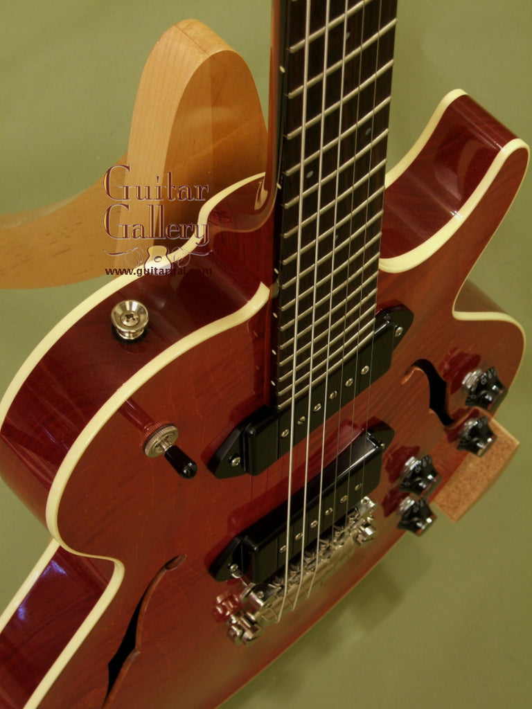Collings Guitar: Faded Cherry SoCo Standard