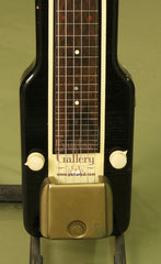 1940's Vega Lap Steel guitar black