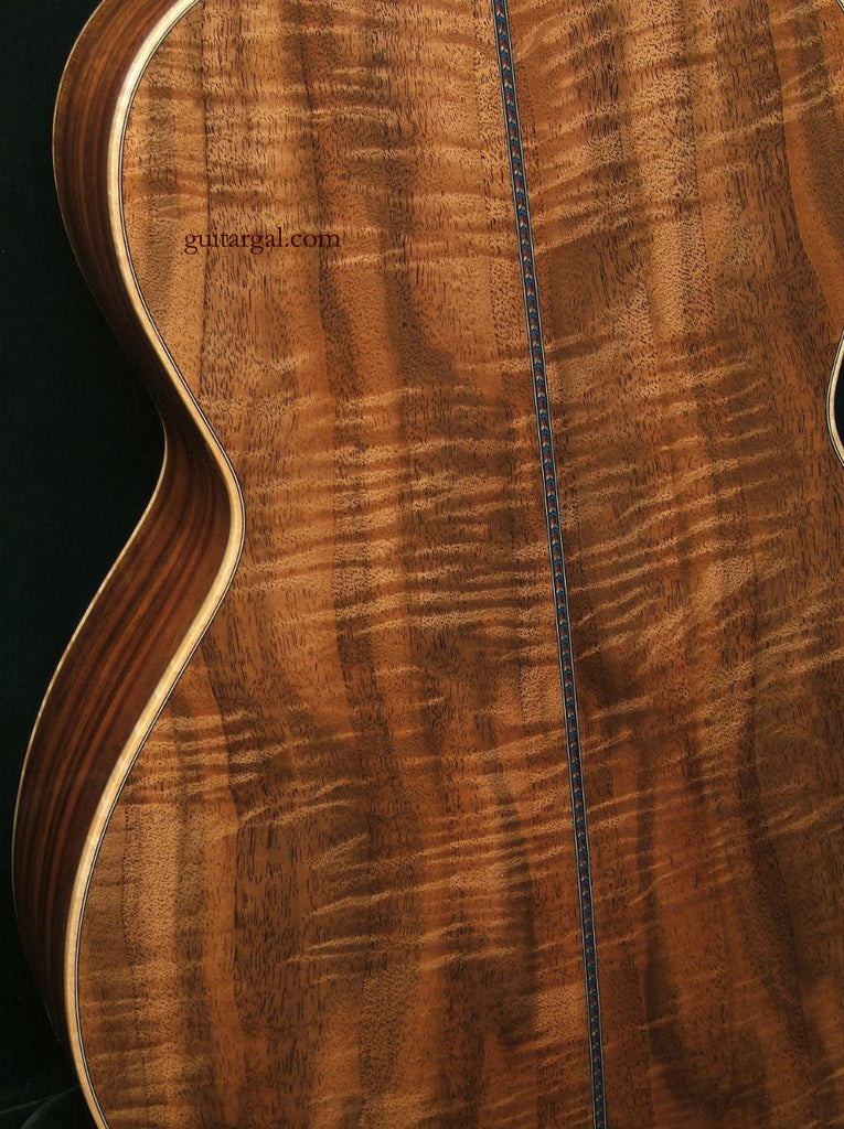 Froggy Bottom Guitar: Used Bastogne Walnut A-14