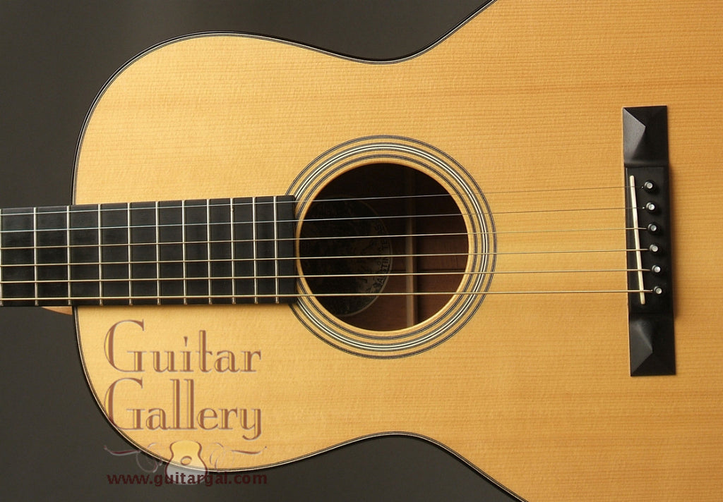 Collings Guitar: Used Mahogany 001a