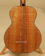 JAMES OLSON Guitar: Used KOA SJ