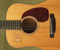 Martin Guitar: Mahogany D-18 Custom Shop