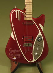 J Backlund Design Guitar: Candy Apple Red JBD-200