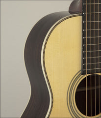 Recording King Guitar: Solid Adirondack top RP1-327