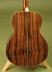 Hewett Guitar: Striped Ebony GC