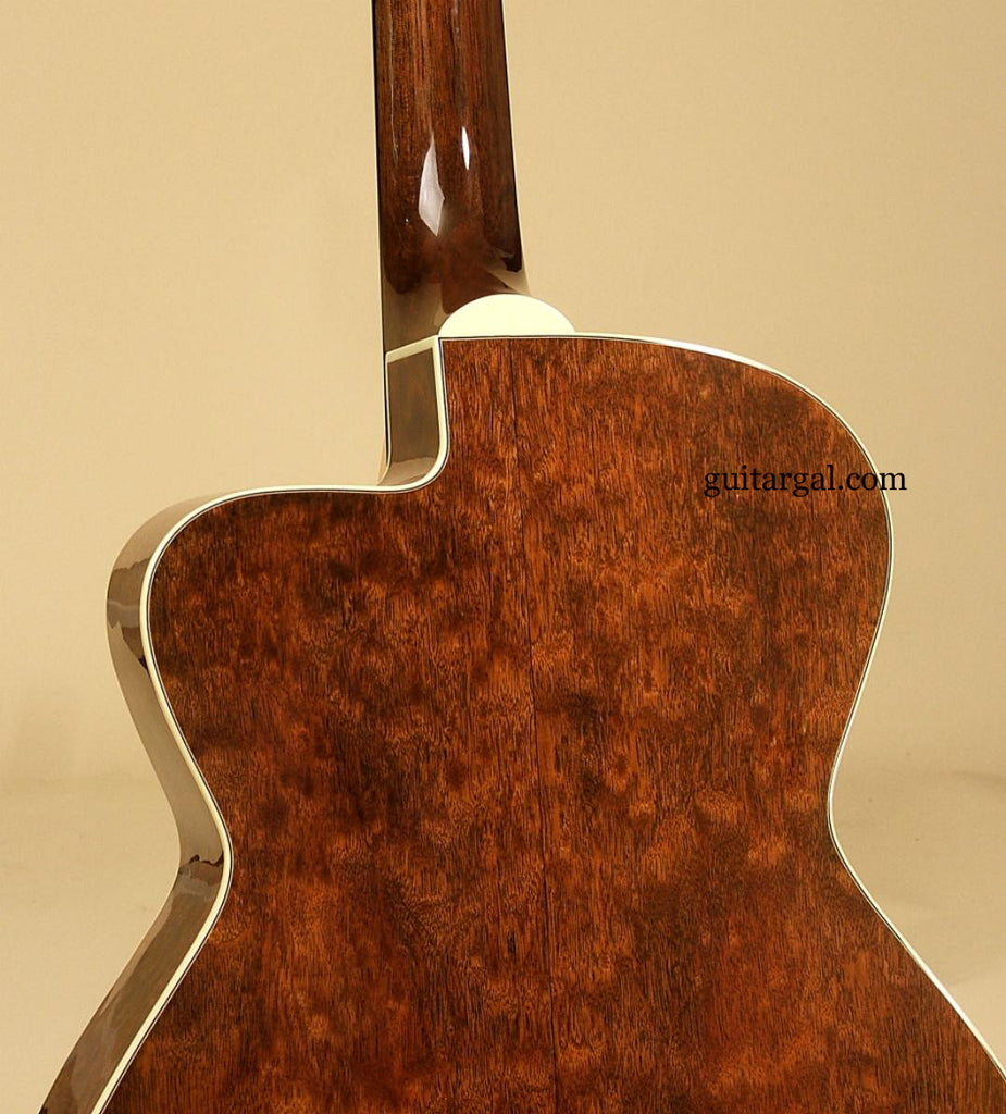 Franklin Guitar Co Guitar: Sinker Mahogany OMc