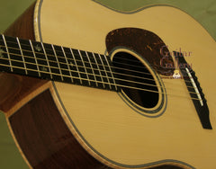 Froggy Bottom Guitar: Madagascar Rosewood D-12