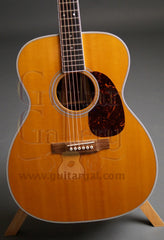 Martin Guitar: Used Indian Rosewood M-36
