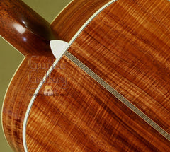 Bourgeois Guitar: Used Koa OMS Custom