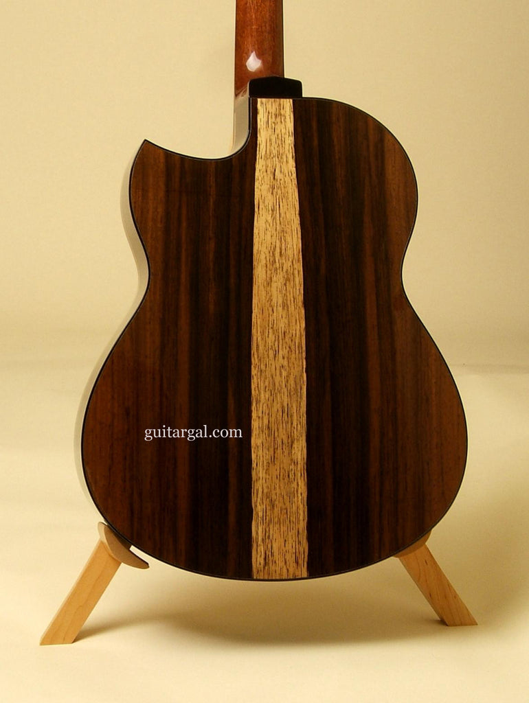 Greenfield Guitar: Used Brazilian Rosewood G2