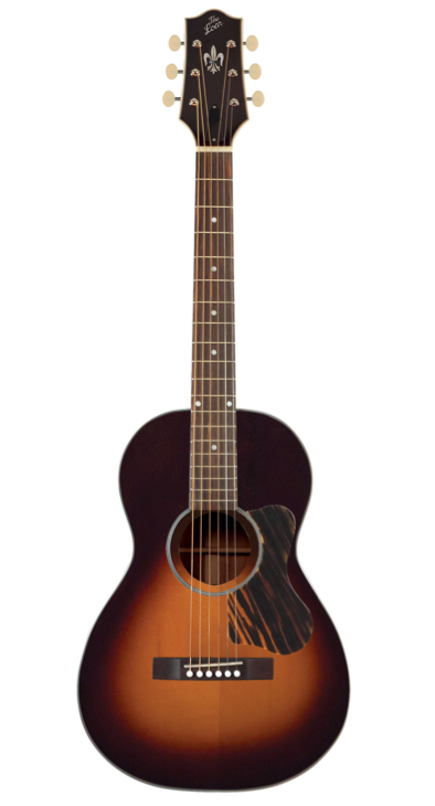 The Loar Guitar: Vintage Sunburst LO-215-SN