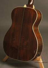 Huss & Dalton Guitar: Brazilian Rosewood Custom TOM-R Brazilian Short Scale
