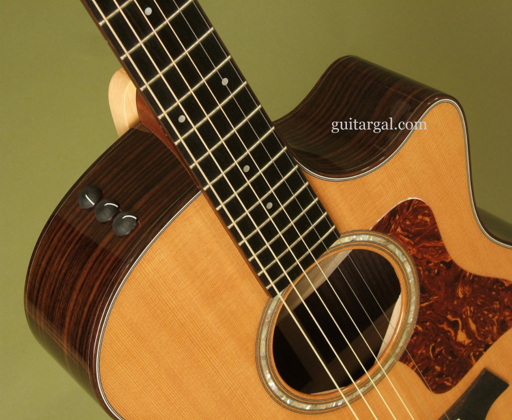 Taylor Guitar: Used Indian Rosewood 714ce