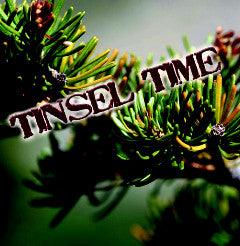 Christmas CD Guitar:  Tinsel Time
