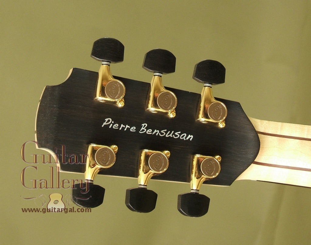 Lowden Guitar: Used Honduran Rosewood Pierre Bensusan Signature Model