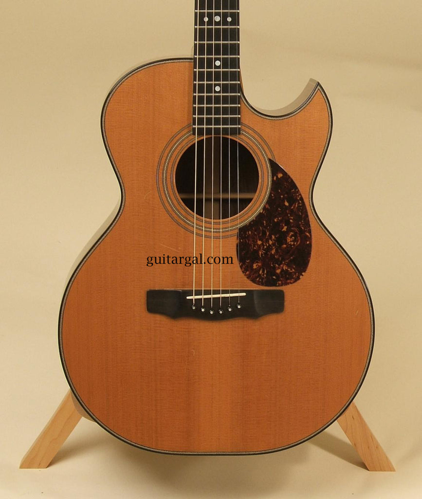 Olson Guitar: Used Indian Rosewood SJ cutaway