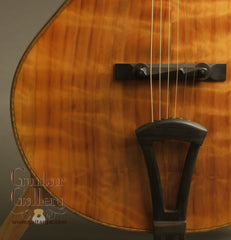 Thorell archtop with sinker redwood top