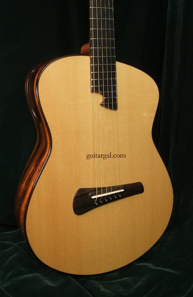 Bills Guitar: Brazilian Rosewood G2