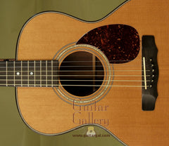 Olson Guitar: Indian Rosewood SJ