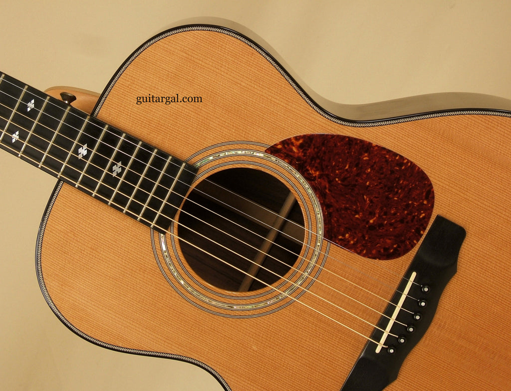 Olson Guitar: Used Indian Rosewood SJ