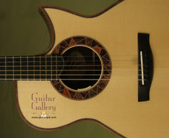 Gerber Guitar: German Spruce Top SJ
