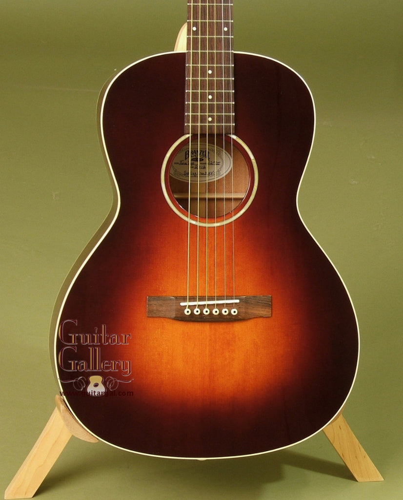 Branzell Guitar: Sunburst Tone Top