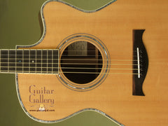 Eichelbaum Guitar: Indian Rosewood OMc