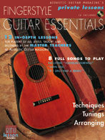 Acoustic Guitar Private Lessons Books, Videos & Instructional: CD included Fingerstyle Guitar Essentials