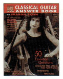 Classical Guitar Answer Book Books, Videos & Instructional:  Sharon Isbin