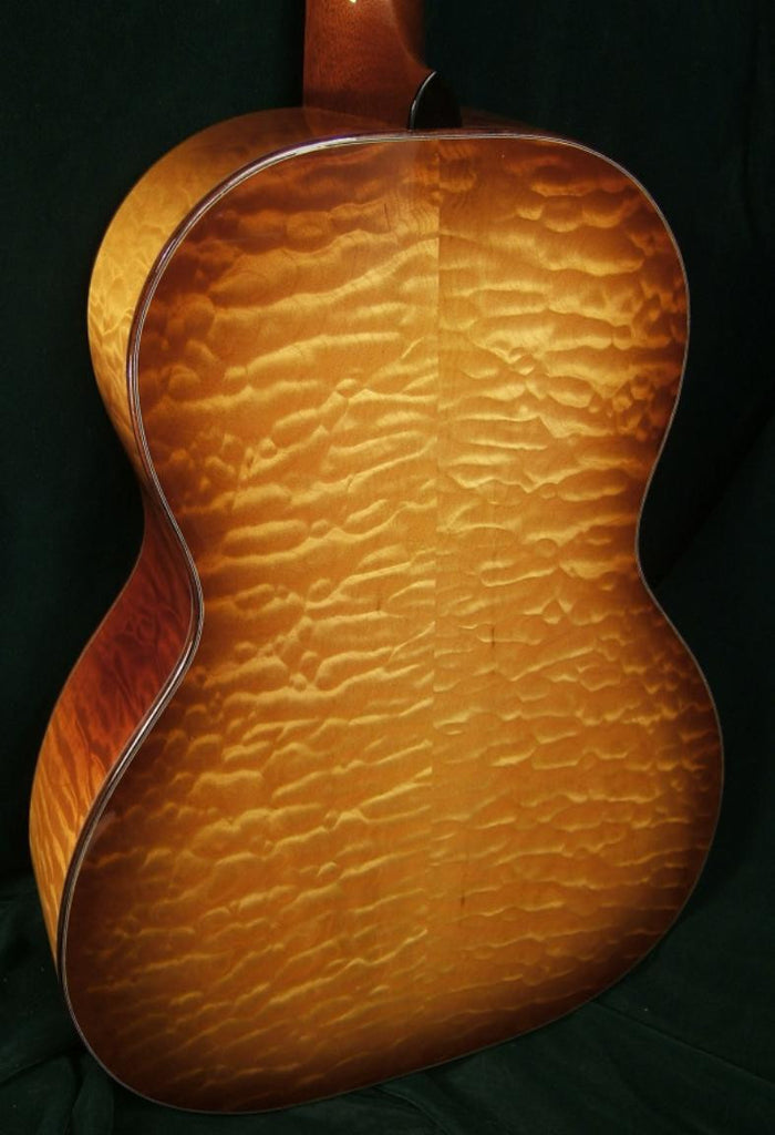 Northwood Guitar: Sunburst 00-12 fret Custom