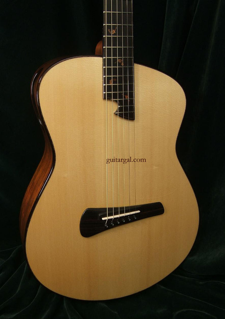 Tom Bills Guitar: Used Brazilian Rosewood G2
