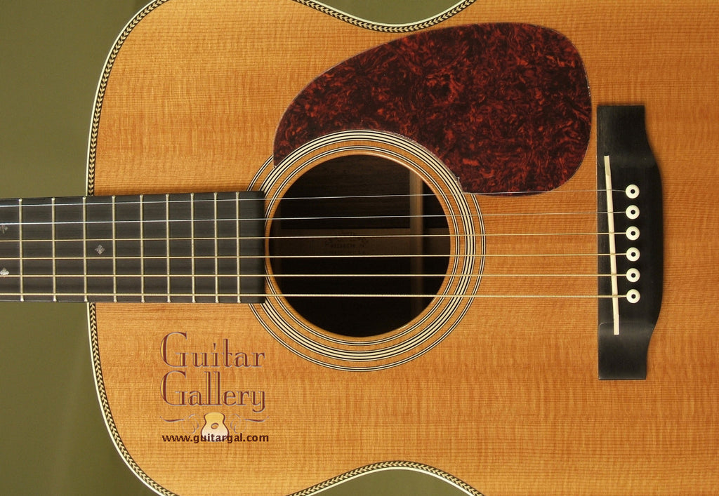 Martin Guitar: Indian Rosewood OM-28J Custom