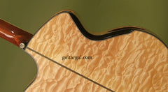 Beardsell Guitar: Quilted Maple 4A